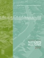 The State of the Nation's Housing 2012