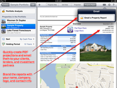 Property Evaluation App
