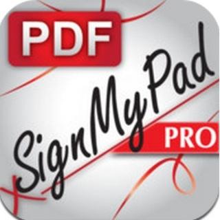 sign my pad